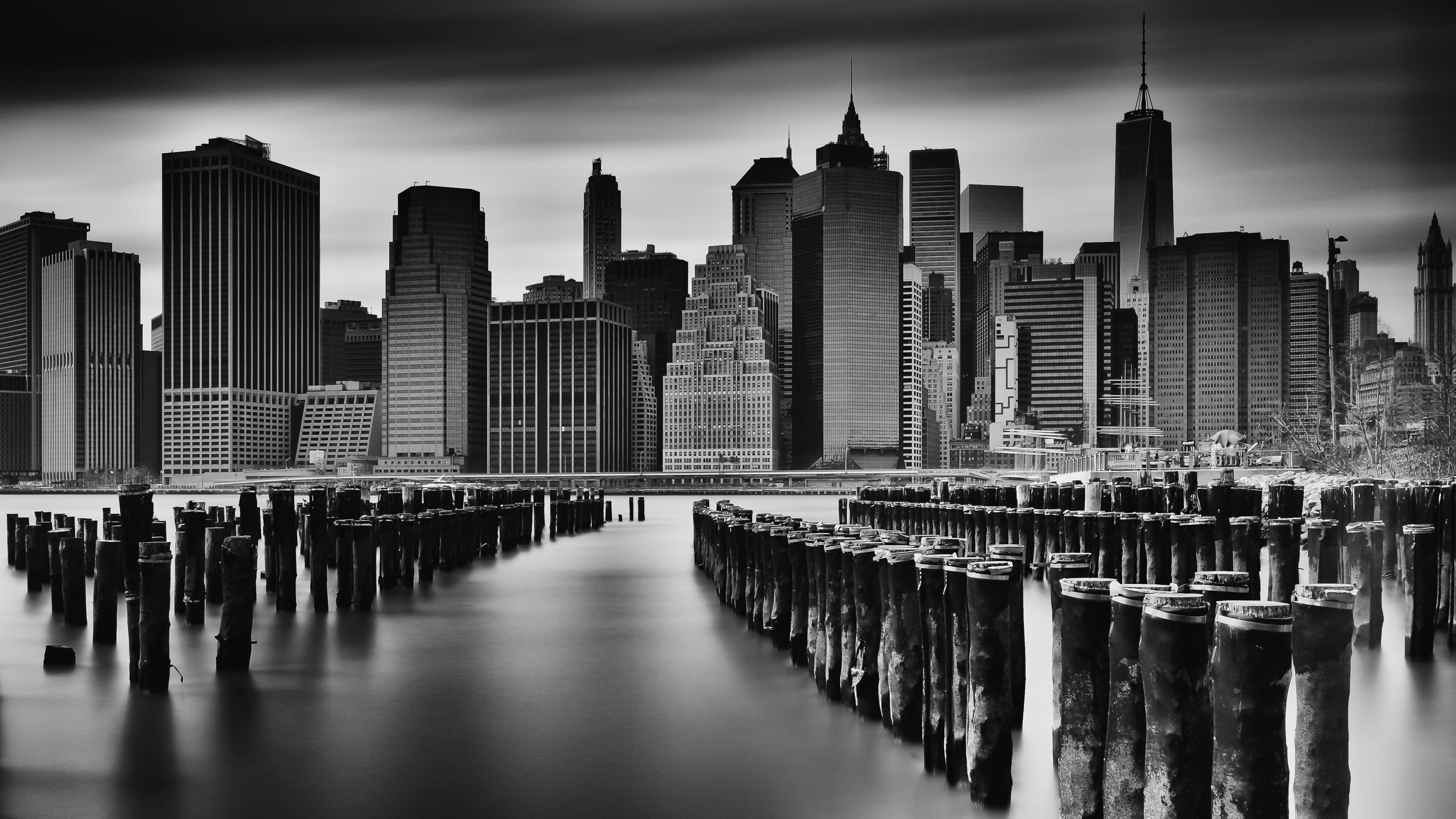Lower Manhattan - New York City