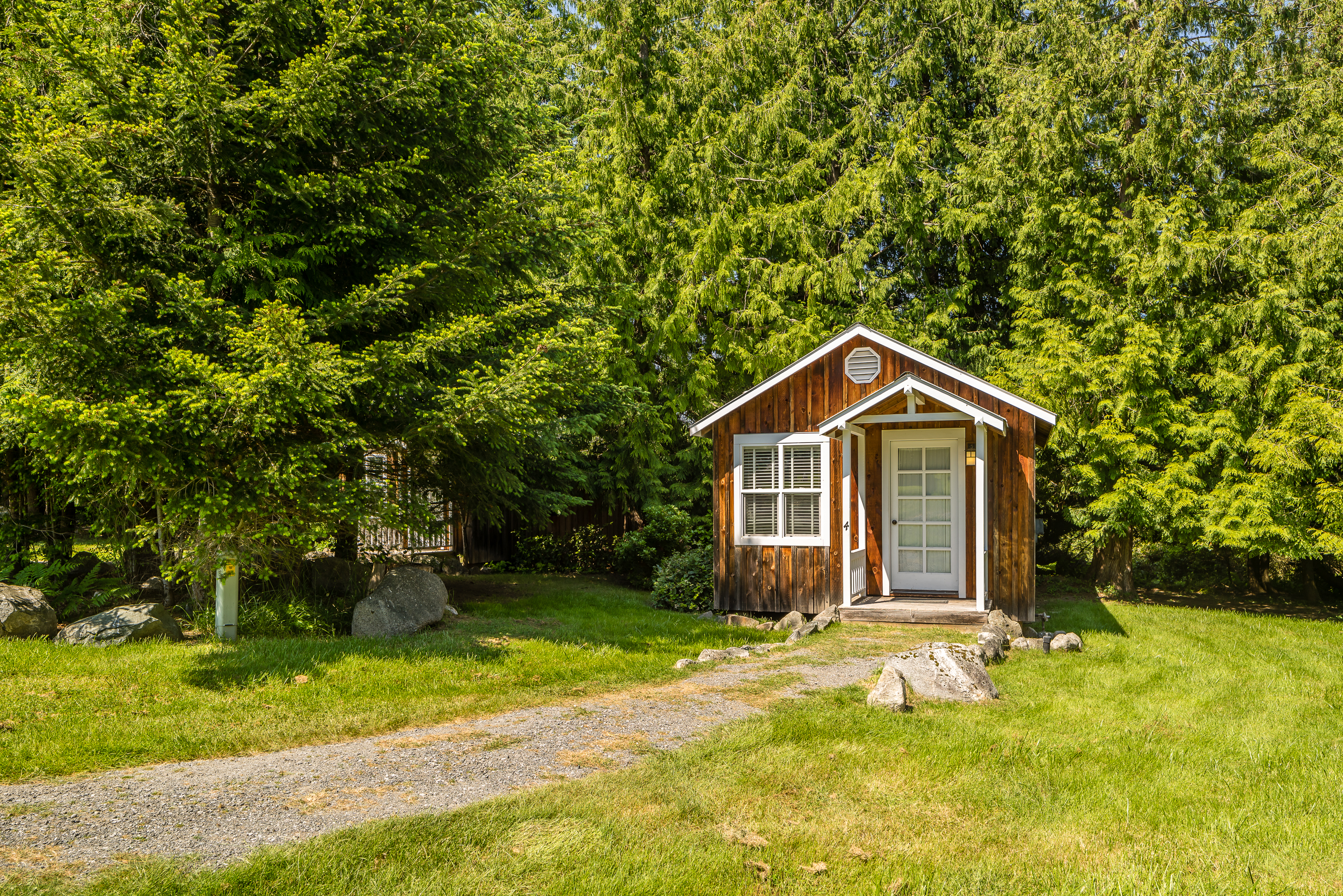 Lopez Farm Cottages - Lopez Island, Washington