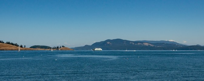 Friday Harbor San Juan Island Washington