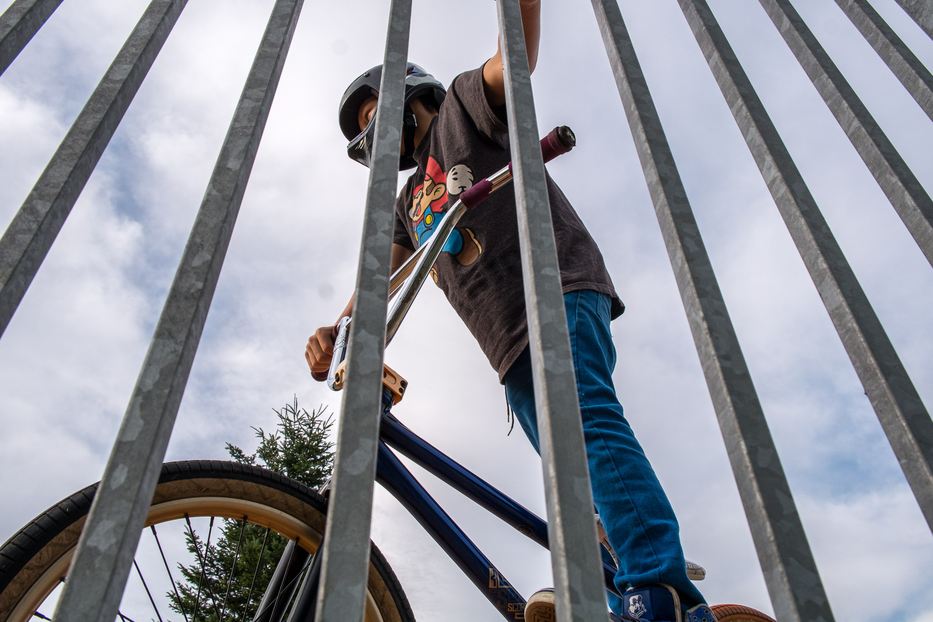 Owen BMX - Lopez Island, Washington