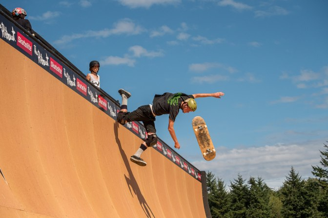 SkateLite Retreat - Lopez Island, Washington